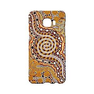 BLUEDIO Designer Printed Back case cover for Samsung Galaxy C7 - G3350