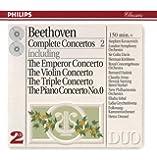 Piano Concerto No. 5/Violin Concerto/Triple Concerto