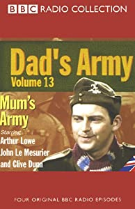Dad's Army, Volume 13 Radio/TV Program