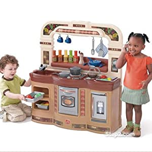 Step2 LifeStyle Gourmet Café Kitchen