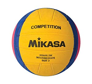 Mikasa D110 Competition Water Polo Game Ball