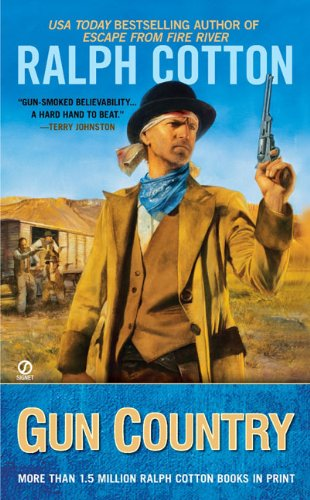 Image for Gun Country (Ralph Cotton Western Series)