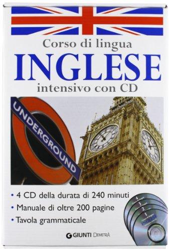 Corso di lingua Inglese intensivo Con 4 CD Audio PDF