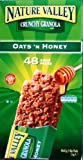 NATURE VALLEY CRUNCHY GRANOLA BARS OAT N HONEY 48x 42g