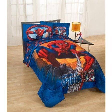 Spiderman Bedding Set 5200 front