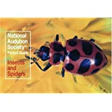 National Audubon Society Pocket Guide to Familiar Insects and Spiders (Audubon Society Pocket Guides)