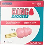 KONG Puppy Stuff'N Ziggies Cube Large Dog Treat, 62.7-Ounce, 40-Pack