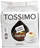 TASSIMO Carte Noire Cappuccino 16 discs, 8 servings (Pack of 5, Total 80 discs, 40 servings)