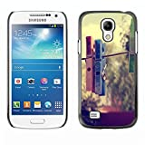 All Phone Most Case / Hard PC Metal piece Shell Slim Cover Protective Case for Samsung Galaxy S4 Mini i9190 MINI VERSION! Clothespin Hipster