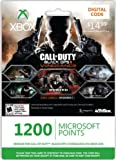 Xbox LIVE 1200 Microsoft Points for Call of Duty: Black Ops II Vengeance [Online Game Code]