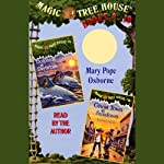 Magic Tree House: Books 9-10 (       UNABRIDGED) by Mary Pope Osborne Narrated by Mary Pope Osborne