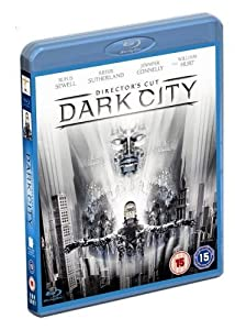 Dark City - Director's Cut (Blu Ray) (Region B) (English Language and Subtitles) Steelbook Edition