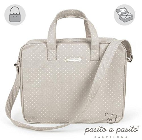 Pasito a Pasito-72250-Puériculture-Valise Atelier Beige