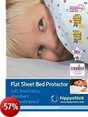 Hippychick - HCBPVSWH - Protezioni materasso Telo protettivo liscio - Culla / Letto regolabile