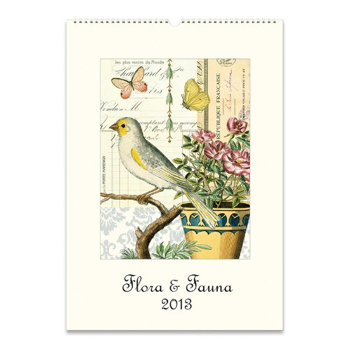 2013 Classic Nature's Beauty Flora & Fauna Wall