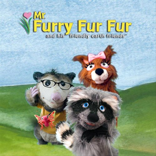 Mr Furry Fur Fur & His Friendly Earth Friends 1 [DVD] [Import]