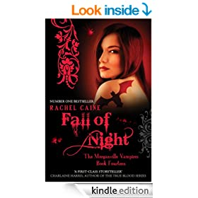 Fall of Night (The Morganville Vampires Book 14)