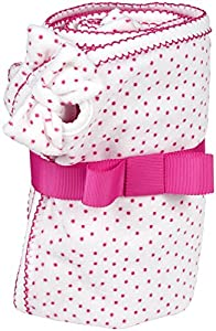 kate spade york Baby Girls' Velour Blanket (Baby)