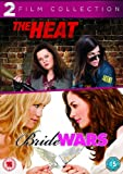 The Heat / Bride Wars (Doulbe Pack) [DVD]