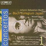 Bach : les concertos pour violon