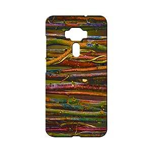 BLUEDIO Designer Printed Back case cover for Asus Zenfone 3 (ZE520KL) 5.2 Inch - G0172
