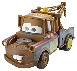 Cars 2 Pullback Racers Mater