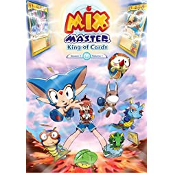 Mix Master: King of Cards Season 1 -- Volume 1 (3 Disc Set)