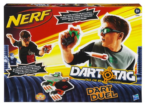 Nerf Dart Tag Dart Duel 2 Player Set