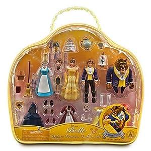 Amazon Com Belle Deluxe Disney Princess Fashion Set Toys