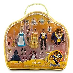 Belle Deluxe Disney Princess Fashion Set