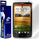 ArmorSuit MilitaryShield - HTC One X Screen Protector Shield + Lifetime Replacements
