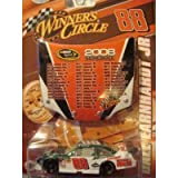 Nascar Dale Earnhardt Jr AMP #88 Hood Magnet 2008 Schedule Winners Circle 1 64 by