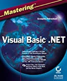 img - for Mastering Visual Basic .NET book / textbook / text book