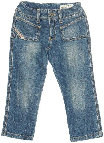DIESEL Hushy K Straight Girl's Jeans