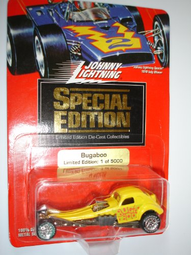 Johnny Lightning 1994 Special Edition - 1 of 5,000 Limited Edition - Yellow Bugaboo
