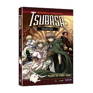 Tsubasa Reservoir Chronicle: Season 1 Set movie