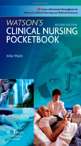 Watson's Clinical Nursing Pocketbook, 2e