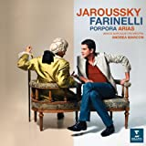 Farinelli : Porpora Arias [+digital booklet]