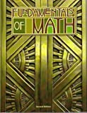 Fundamentals of Math Student Text