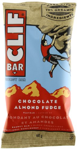 Clif Bar Chocolate Almond Fudge 12 Count