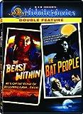 echange, troc Beast Within & Bat People [Import USA Zone 1]