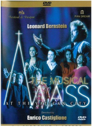 BERNSTEIN,L. - MASS [DVD]