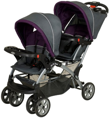 Baby Trend Sit Stand Double Stroller Elixer Shop