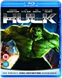 The Incredible Hulk [Blu-ray] [Region Free]