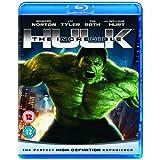 The Incredible Hulk [Blu-ray] [Region Free]by Edward Norton
