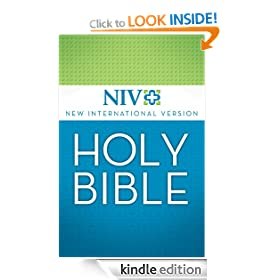 Holy Bible (NIV): New Internation Version