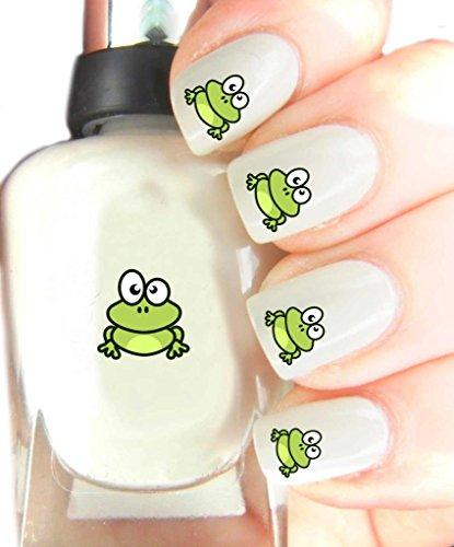 Haute Qualite Nail Art pour chaque occasion! Frog