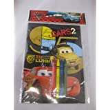 12 Set Disney Pixar Cars Coloring Book with Crayons Birthday Party Favors Goody Bag Gift