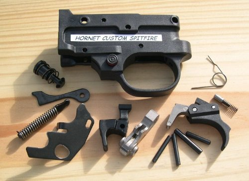 Hornet Custom Spitfire Tpk Trigger Parts Kit Ruger 10 22