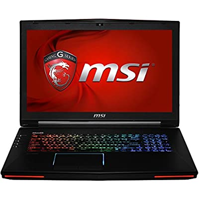 MSI GT72 2QD Dominator 17.3-inch Laptop(i7-4720HQ/16GB/1TB/Windows 8.1/NVIDIA GeForce GTX 970M 6GB Graphics /with...